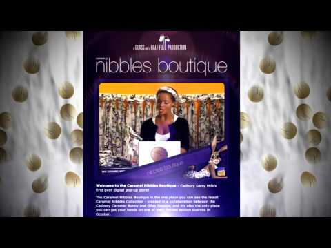 Cadbury - Nibbles Boutique - Widget