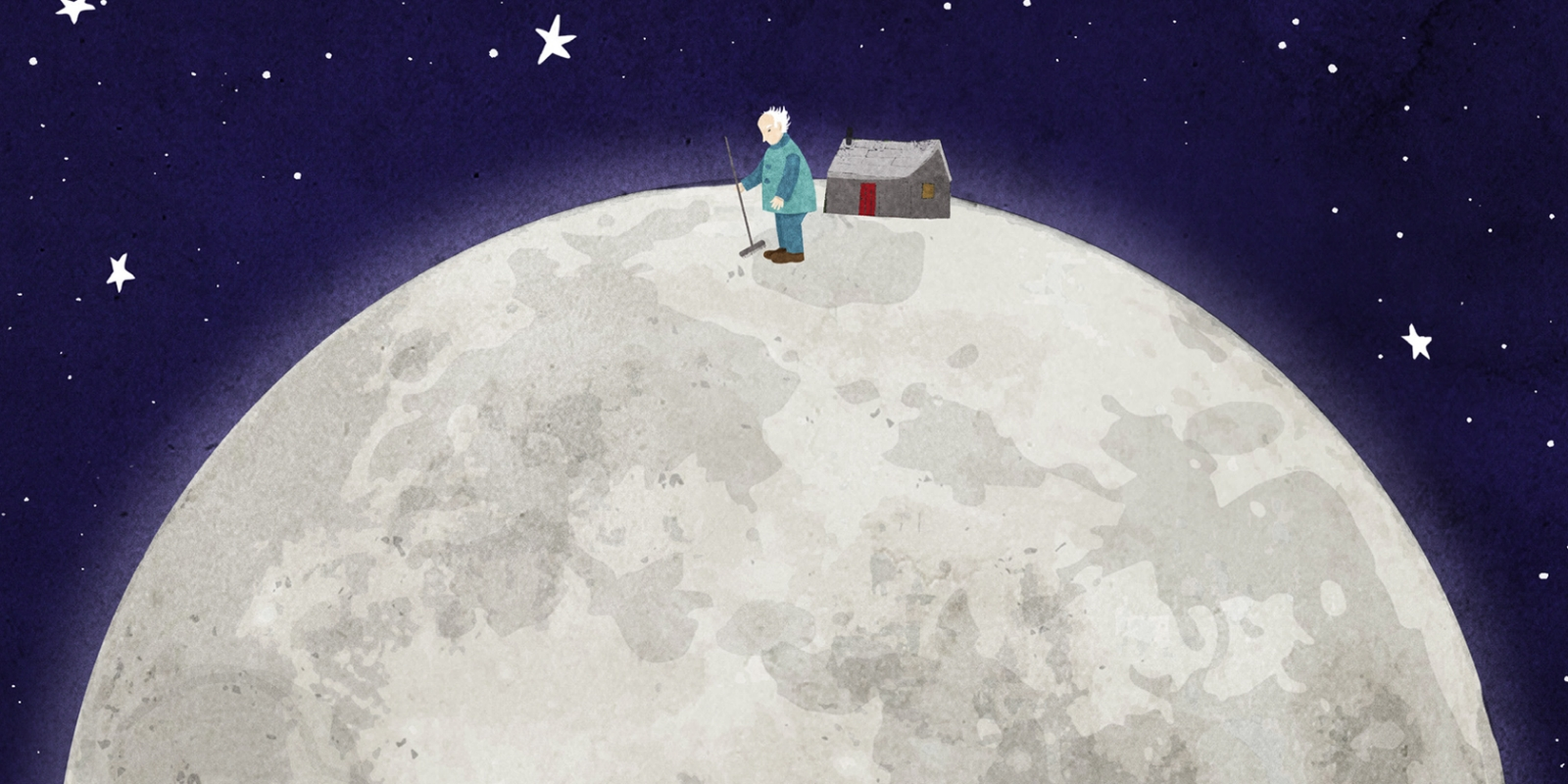 John Lewis - Man On The Moon - Hero