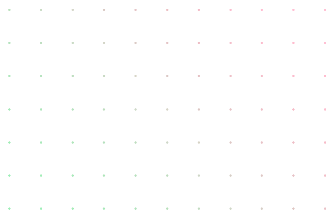 dots and gradient
