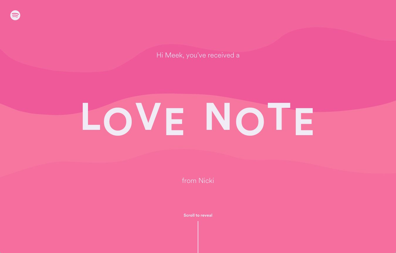Spotify - Love Notes - Work - Image - 04