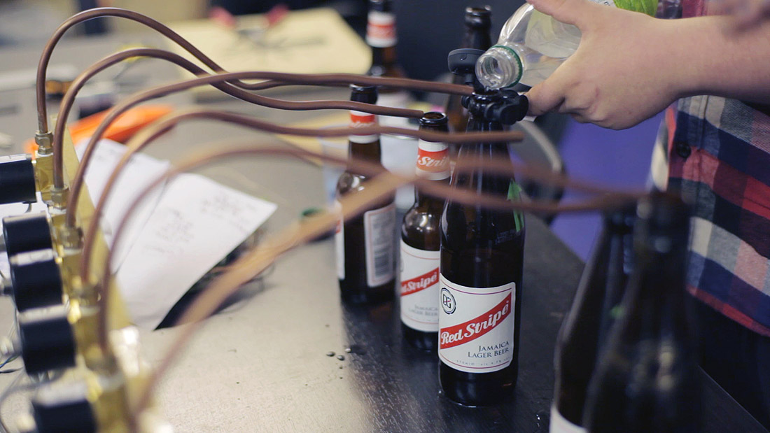 Red Stripe - Make Music in the Corner Shop - Work - Image - 09